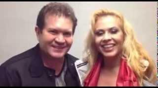 Brazilian Day - Recado de Calypso para Luan Santana.
