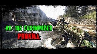 Contract Wars AK105 Customized PROKILL