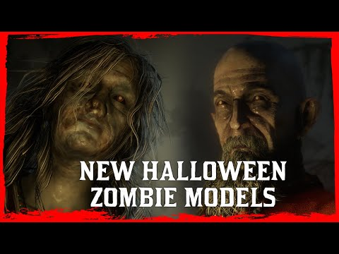 WTFF::: Red Dead Online Zombies Update Hinted at in Leaked Game Files