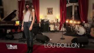 Lou Doillon - Devil or Angel (W9 HOME Concerts)