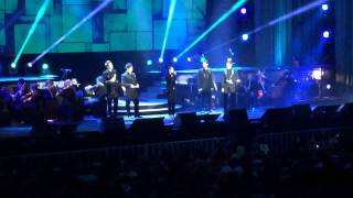 A Whole New World - Il Divo with Lea Salonga