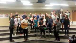 American Author live w/ Smw Madrigals/ Top Choir