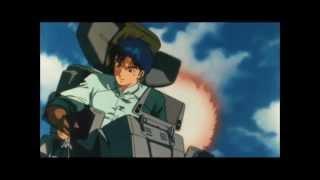 Mobile Suit Gundam F91- Gundam F91's First Flight and Dorel's Humiliation