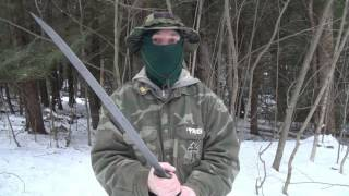 3 Melee Weapons for the Zombie Apocalypse : Tactical Show