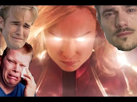 Comicsgate Losers vs Captain Marvel