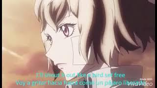[AMV] (sia) birds set free ~ princess anime lyrics