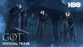 Game of Thrones | Season 8 | Official Tease: Crypts of Winterfell (HBO) width=