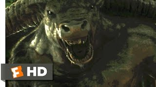 Percy Jackson & the Olympians (1/5) Movie CLIP - The Minotaur Attacks (2010) HD