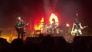 The Cure - Burn @ Lanxess Arena Köln