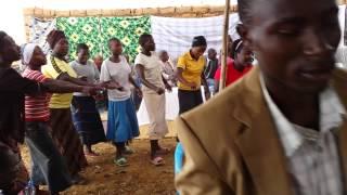 Mbeg'uzoba uri  hehe kuri wa munsi by Nakivale Choir