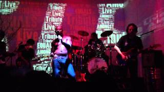 "Amongst Equals - ""Interstate Love Song"" (STP Cover) LIVE @ Delorean Bar - 12/07/2012"
