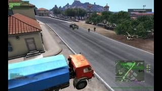 Arma 3 Altis Life - Funny Flying SUV [Funny Moments]