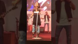 Aline Barros - Corre ao vivo na CEIZS 2017