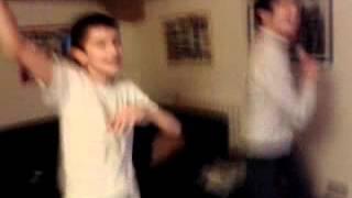 Semifinal just dance en casa de el jefazo