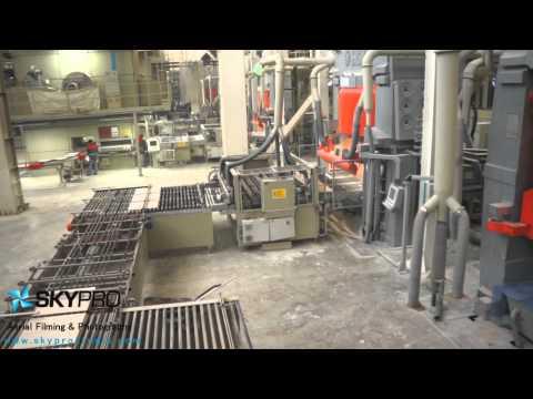 Söğütsen Seramik Fabrikası İç ve Dış Mekan Hava Çekimleri