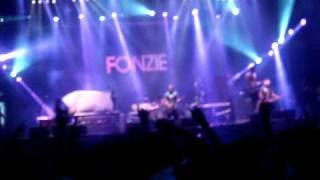 Fonzie @ Rock One - A tua imagem