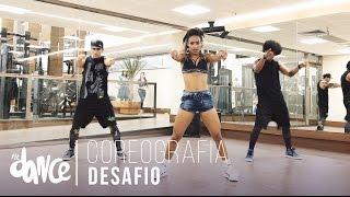 Desafio - Danilo Cometa e Mc Japa - Coreografia |  FitDance - 4k