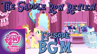 """Saddle Row"" - My Little Pony: Friendship is Magic BGM"