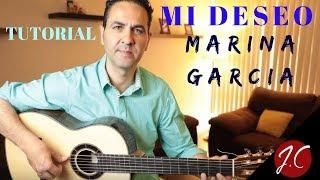 MI DESEO MARINA GARCIA, Tutorial. Jerónimo de Carmen-Guitarra Flamenca