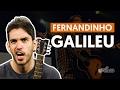 Videoaula Galileu (aula de violão completa)