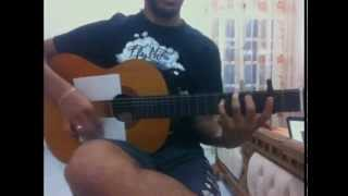 Gipsy Kings --- Un Amor - ( Guitar Tutorial )