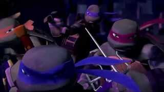 AMV - Brave - Shredder vs TMNT 2015