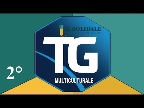 TG Multiculturale - 2°puntata - Caltagirone Città della Ceramica