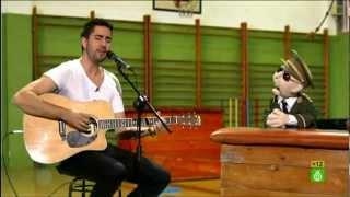 """Alex Ubago """"Ella vive en mi"""" (dueto con Franco). Sonido en vivo y en directo."""