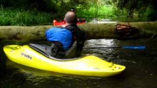 How To Navigate a Fallen Tree In A Kayak