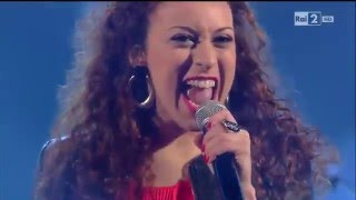 Cristina Di Pietro - Maniac - The Voice of Italy 2016 : Knock Out