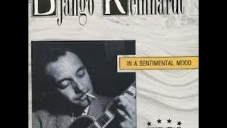 Django Reinhardt -In A Sentimental Mood-