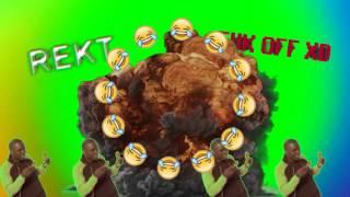 BEST FREE [MLG GREEN SCREEN] TEMPLATE + SOUND !!!