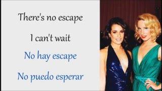 Glee: Toxic (Lyrics + Español)