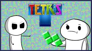 I Challenge you JAMES! (TheOdd1sOut Tetris Challenge)