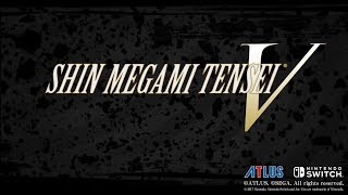 Shin Megami Tensei V Announcement Trailer (PEGI)