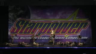 """Smooth Criminal"" Expressenz Dance Center 2016"
