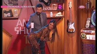 Sandra Afrika - Čaša challenge (Ami G Show S10)