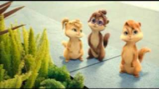 The Chipettes-Can't Fight The Moonlight