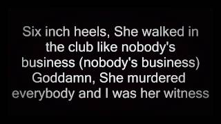 The Weeknd - All That Money (6-Inch Demo) Feat. Belly [dk. lyrics]