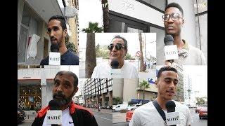 Le Maroc, pays hôte du CHAN 2018 : Les impressions du public casablancais