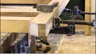 Manufacture of Wooden Iroko hardwood Timber gates