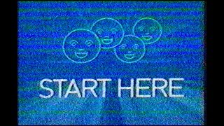 Start Here! Adventures Into Science | 1983 | Intro Song | Konrad The Robot