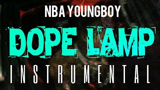 NBA YoungBoy - Dope Lamp [INSTRUMENTAL] | ReProd. by IZM