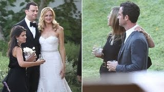 Jimmy Kimmel Gets Married to Molly McNearney   POPSUGAR News