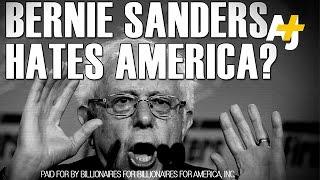 Bernie Sanders In 2016: A Communist That Hates America?