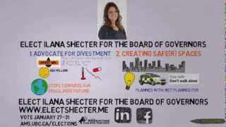 Elect Shecter for the Board of Governors