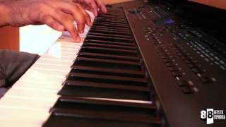 88Keys Express - Samjhawan (Piano Cover) - Aakash Gandhi