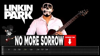 Linkin Park - No More Sorrow (Guitar Cover by Masuka W/Tab)
