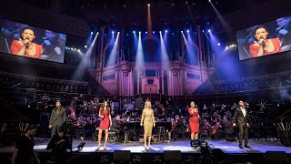 Frozen: The Musical PREVIEW - LET IT GO - Disney's Broadway Hits - Royal Albert Hall