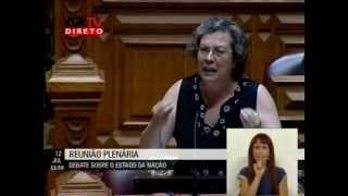 """Helena Pinto vs Passos Coelho: """"O Governo acabou só o primeiro-ministro é que não vê"""""""